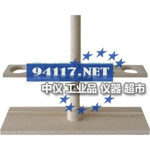 10120JUCHHEIM木质漏斗支架 可放置4只漏斗