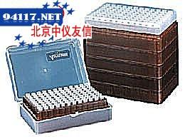 DS5037-0007Nalgene垂直冻存管盒架 不锈钢 隔板数7  适配5027-0909