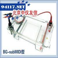 BG-subMIDI百晶多用途水平电泳仪BG-subMIDI