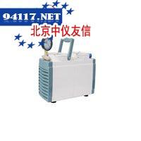 GM-0.33B(无油)隔膜真空泵