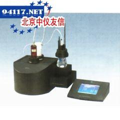 ZDJ-5自动滴定仪