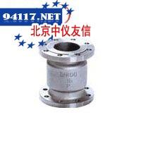 不锈钢法兰立式H42H/W-16型