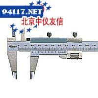 532系列带有微调功能刻度游标卡尺
