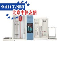 CS-H60微机碳硫分析仪