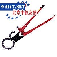 勒断式切管器(适于下水道铸铁管)