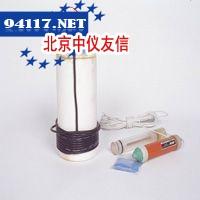 单陶型长效埋地铜硫酸铜参比电极