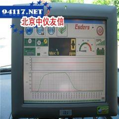 EGC燃气检测车