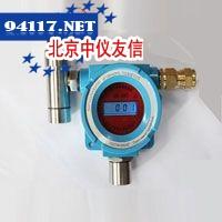 固定式氯化氢检测仪0~200ppm,4~20mA输出