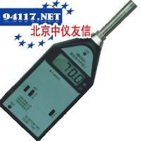 精密脉冲声级计动态范围25~140dBA,35~140dB