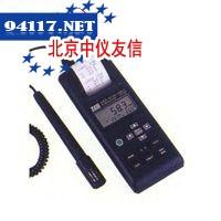 AZ9680列表式温湿度计印表机