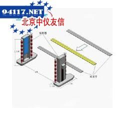 BGRPM9030车辆通道辐射监测系统