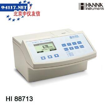 HI88713HANNA高精度浊度分析测定仪
