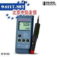 HI9143/04HANNA便携式防水溶解氧测定仪