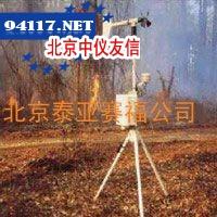 HTWS05森林防火监测站