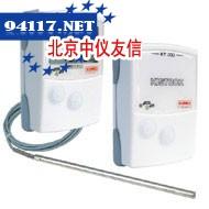 KT-100-IN电子式温度记录仪内置温度传感器,无显示,IP65