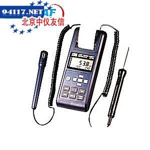 TES-1362列表式温湿度计
