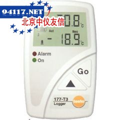 testo177-T3电子温度记录仪