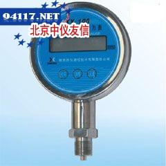 XY-100(-0.1-0-4MPA)0.1精度精密数字压力表