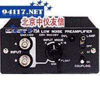 BX-31A用于测量微弱信号的低噪声前置放大器