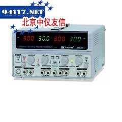 双路直流稳压电源0~20V