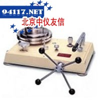M2800双活塞型油介质液压型活塞式压力计
