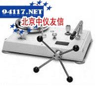 W2200H单活塞型水介质液压型活塞式压力计
