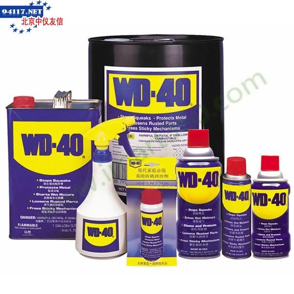 60117WD-40万能防锈润滑剂 5加仑5加仑