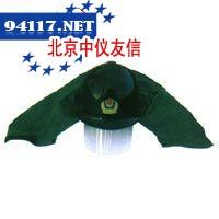 三角形消防头盔