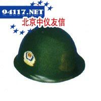 圆形消防头盔