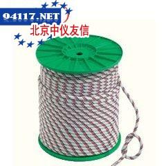 1004512夹芯安全绳直径10.5mm;一卷200米