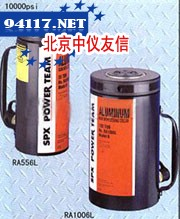 带锁定螺母的油缸(铝质)(RL系列)