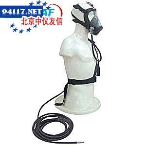 9920045MSA恒流式长管呼吸器UV全面罩,高压阀