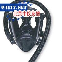 持续气流防毒面具
