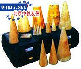 10107木质试管架 带倒置试管用的小棒 可放置试管数:24只