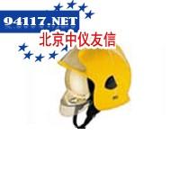 欧式F1消防头盔