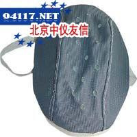 灰色海棉口罩