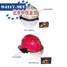 现场救援摄像头盔