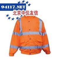 铁路用反光夹克07-4002