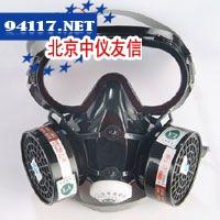 防毒口鼻眼罩(连体)
