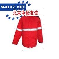 0227阻燃羽绒防寒夹克