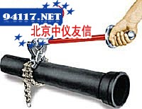 246铸铁管切断器