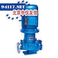 CQG50-125不锈钢立式管道磁力泵