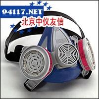 F1000003半面罩防毒面具