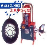GQ-80防水型管道疏通机/清理机