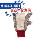 GWC02棉纱点珠手套
