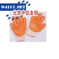 GWLA01手掌浸胶手套