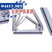 H01M07SF-7件套折迭式内六角扳手
