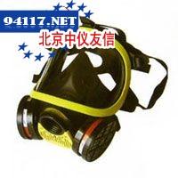 JDFM双滤盒防毒面具