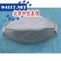 K810C鸭嘴形活性炭折叠口罩