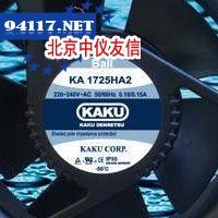 KA1806HA交流风机
